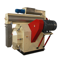 HKJ45F Organic Fertilizer Pellet Mill